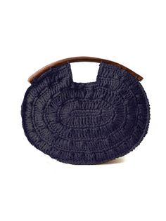 Mar-y-Sol Juliette crocheted clutch