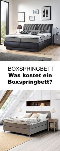boxspringbett amsterdam liegefl che 180 x 200 cm mit luxus liegeh he boxspringbetten. Black Bedroom Furniture Sets. Home Design Ideas