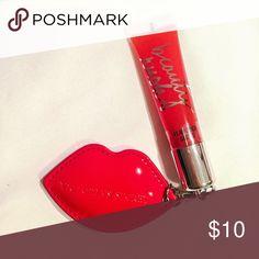 Victoria's Secret Flavored Gloss New - Sweet Sangria Victoria's Secret Makeup Lip Balm & Gloss