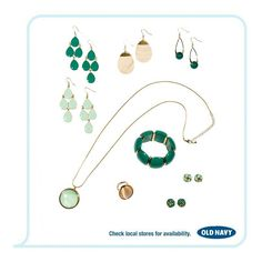 Beeline Jewelry - Mint line