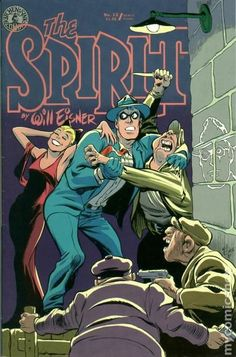 The Spirit Issue #13