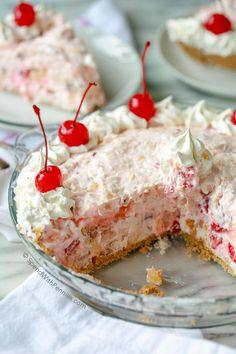 Eat like a millionaire this #NYE - Millionaire Pie >>>  #dessert #recipe