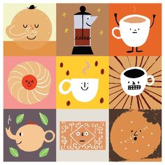 Rob Hodgson, Time For Tea from Little Boxes published by Urban Graphic