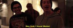 Waldo rules!