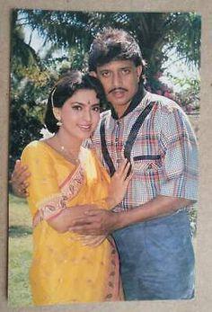 Juhi Chawla, Bollywood Stars, Saree, Couple Photos, Couples, Couple Shots, Sari, Couple Photography, Couple