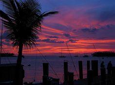 Sunset Key West Style