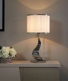 Source João Albuquerque Table Lamp 8560 by K-Lighting by Candibambu Bedside Table Lamps, Contemporary, Lighting, Home Decor, Homemade Home Decor, Side Table Lamps, Lights, Lightning, Decoration Home