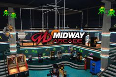 Midway Arcade...coming tonight for iPhone/iPad. $.99
