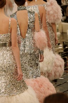 Chanel // Couture // Spring 2017