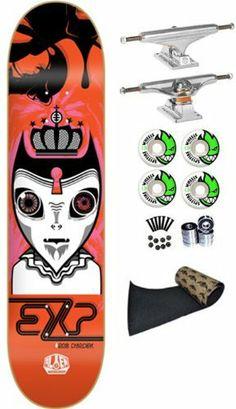 Alien Workshop Dyrdek EXP 7.7 Skateboard...