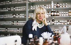 """""""Norway's Sissel Tolaas is one of the few artists in the world working with smell. She uses her nose and intuition to craft complex fragrance formulas using individual scent notes, then strives to present them to the world in ways that can be universally experienced and understood. Her installations explore real scents; that is, body odors and city fumes.""""  http://smelllifetechnology.wordpress.com/category/assignment-1/page/3/"""