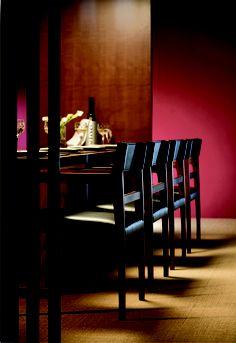 Ibiza Forte Armchair by Jun Kamahara for Ritzwell. Available from Stylecraft. Ibiza, Jun, Armchair, Room Ideas, Dining Room, Furniture, Home Decor, Sofa Chair, Single Sofa