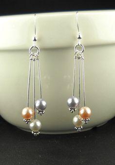 Timeless Dangle Earrings 5cm in Length