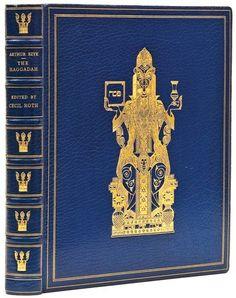 Rare edition of Arthur Szyk's Haggadah