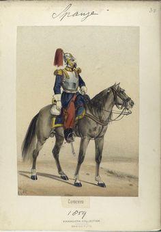 Reina 1859 Coraceros