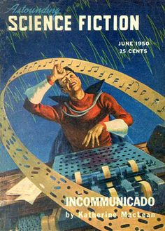 Did this science fiction artist predict the way we would listen to digital music?  #retro #mp3