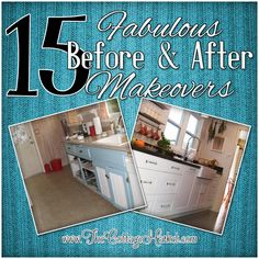 Room Makeover's Before and After magic