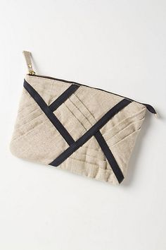 Intersections Pouch - Anthropologie.com