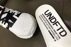 7f47f4669f8c6 Looks Like a New UNDEFEATED x adidas UltraBOOST Is Coming Soon