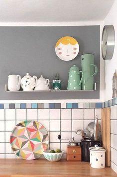 Design favorites from the community under 60 Euro Best Interior Design, Interior And Exterior, Interior Decorating, Bohemian Furniture, Slow Living, Comfort Zone, Kitchen Remodel, Door Handles, Sweet Home