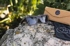 Wicked Ares Wooden Sunglass with Flip Case Wooden Sunglasses, Wicked, Dark, Model, Design, Style, Fashion, Moda