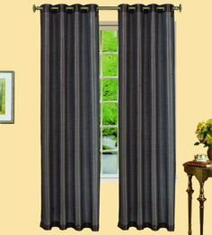 Artistic linen WERN-40-CF Western Window Panel by Artistic linen. $21.44. 2-pair of window panels. Solid faux silk. Totals 80 by 84-inch. Artistic Linen Western 40 by 84 Pair Grommet Panel. Includes 2-Pieces of 40 by 84 Grommet Fau by  Silk Curtains. Coffee. Available in 12-Colors.. Save 14%!