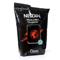 Mokambo Tradición mit dem sich ein schwarzer Kaffee als auch eine mit milchbasierte Kaffeespezialität hervorragend zubereiten lässt.
