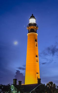 Ponce de Leon Lighthouse,  Florida