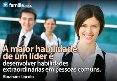 Familia.com.br | Como #ajudar uma #equipe de #trabalho a #desenvolver seus #talentos. #crescimentopessoal