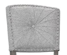 Santa Clara II Swivel Counter Stool in Antique Gray - Hillsdale Furniture 4841-829 Santa Clara, Stools For Kitchen Island, Swivel Counter Stools, Hillsdale Furniture, Silver Nails, Tufting Buttons, Gray, Antiques, Antiquities