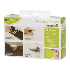 "Munchkin Protect Childproofing Kit - Munchkin - Babies ""R"" Us"