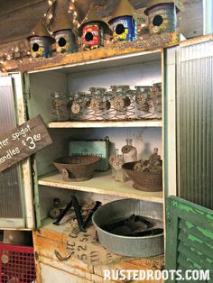 Rusted Roots April Junk Show (Part Two)
