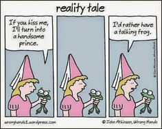 I want a talking frog too!