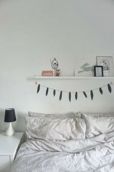 Interior Styling | White Bedrooms