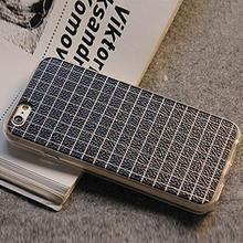 Casei Colour - Couple iPhone 6 Check Pattern Case