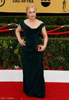 Patricia Arquette in Vivienne Westwood