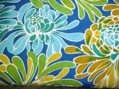 Fabric for pillow.