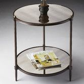Found it at Wayfair - Metalworks End Table