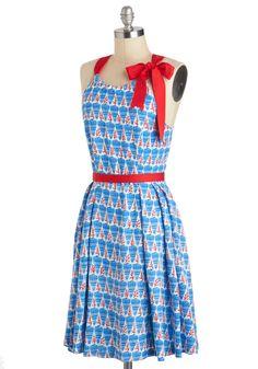 Eva Franco Reef Me Breathless Dress