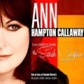 Ann Hampton Callaway - news and reviews