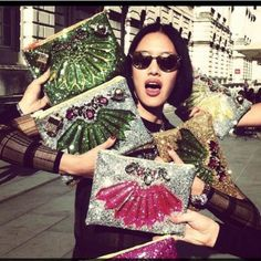 mawi clutches love it!