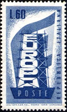 Italia 1956 - Europa in costruzione