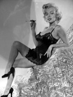 Marilyn by John Florea, 1953.
