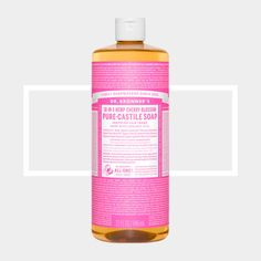 Best beauty products to buy from Whole Foods - Dr. Bronner's Soap