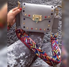 Opäť aktuálna v novom tovare IHNEĎ K ODBERU nádherná crossbody kabelka  3390 #crossbodybag#new#collection#