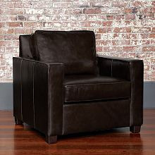 Henry Leather Armchair