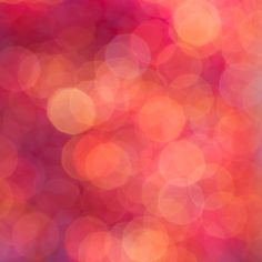 Cherry Pie: Abstract bokeh photography in red pink and orange by Jan Bickerton at PurePhoto.com #bokeh