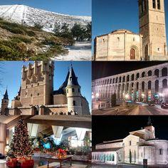 En #Instagram: Pequeño resumen de mi viaje a Segovia de esta semana . . #trip #segovia #spain #monument #good #beautiful http://ift.tt/2isR4EN