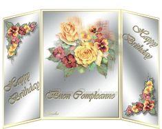 I Quattro Moschettieri :: Buon Compleanno Maristella