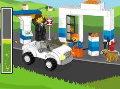 LEGO® Juniors Firetruck